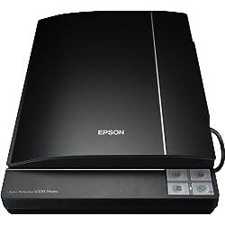 Epson Perfection Photo V370 Scanner à plat 4800 dpi, USB 2.0 Noir