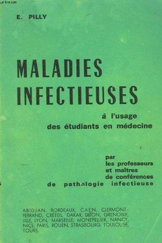 Maladies infectieuses a l'usage des etudiants en medecine