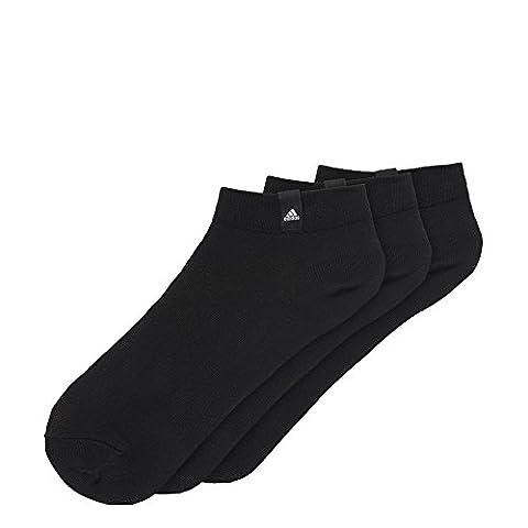 adidas Herren Socken Performance 3 Paar, schwarz, 47-50, AA2484