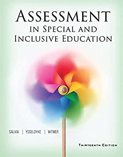 Assessment: In Special and Inclusive Education (130564235X) | Amazon price tracker / tracking, Amazon price history charts, Amazon price watches, Amazon price drop alerts