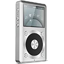 FiiO X1 | portabler High Definition Audio Player |192KHz/24Bit | silber