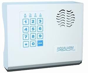 Aqualarm - rep 10 - Report de centrale pour alarme de piscine aqualarm