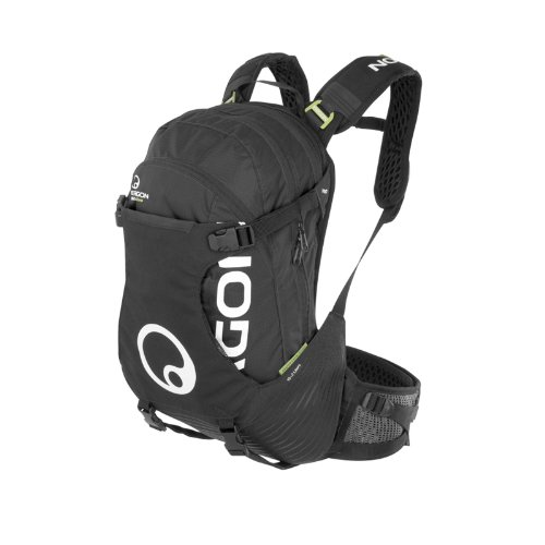 Ergon BA3 Evo Schwarz Fahrrad Rucksack MTB Backpack Bike, 45000252