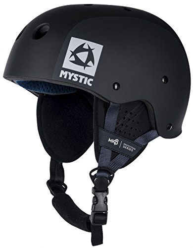 MYSTIC MK8 Helmet Wassersport Surf Kite Wakeboard Kanu Kajak Wake Helm