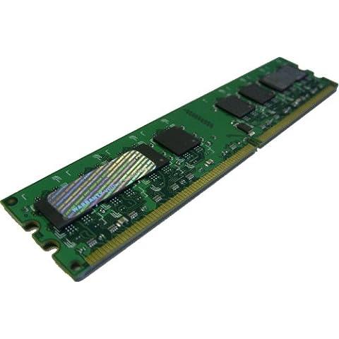 Hypertec 512MB PC2-5300 0.5GB DDR2 667MHz módulo de - Memoria (DDR2, PC/server, 240-pin DIMM, 1 x 0.5 GB, PC2-5300, DIMM)
