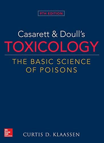 Casarett & Doull's Toxicology: The Basic Science Of Poisons, Ninth Edition por Curtis D. Klaassen epub