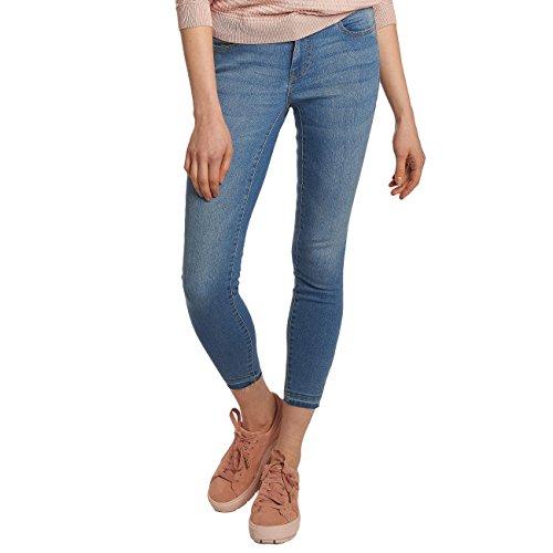 JACQUELINE de YONG Donna Jeans / Jeans slim fit jdySkinny Blu