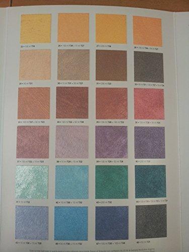 Vernice pittura decorativa per pareti samsara revolution for Vernice pareti