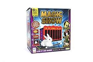 Smir-Magic Show-130008775 - Caja para Conejos y Torres de Magia