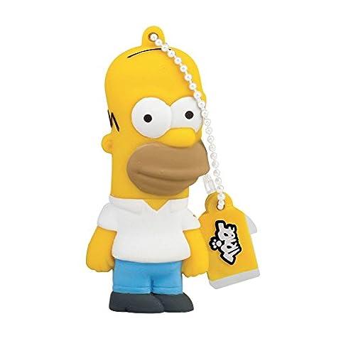 Tribe Simpsons Homer USB Stick 8GB Pen Drive USB Memory