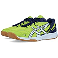ASICS Gel flare 5 GS las zapatillas de colour verde
