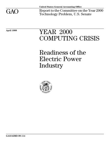 Powers industries der beste preis amazon in savemoney year 2000 computing crisis readiness of the electric power industry fandeluxe