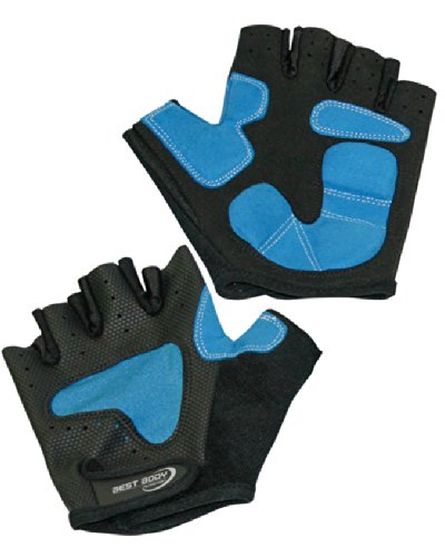 Best Body Nutrition Handschuhe Fitness Handschuhe - Training & Cycle, Paar, M