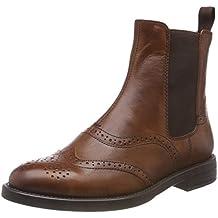 4985937d2e5c97 Vagabond Damen Amina Chelsea Boots Braun (27 Cognac) 36 EU
