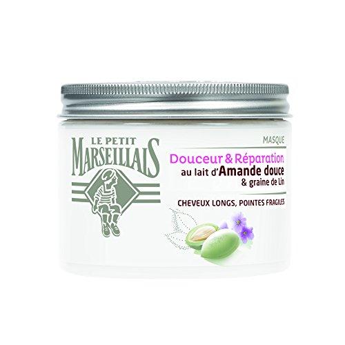 Il piccolo marsigliese Maschera Capelli Lungo Dolce/Semi di Lino 300Ml