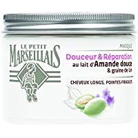 Le Petit Marseillais máscara Cabello largo dulce/semilla de lino ...