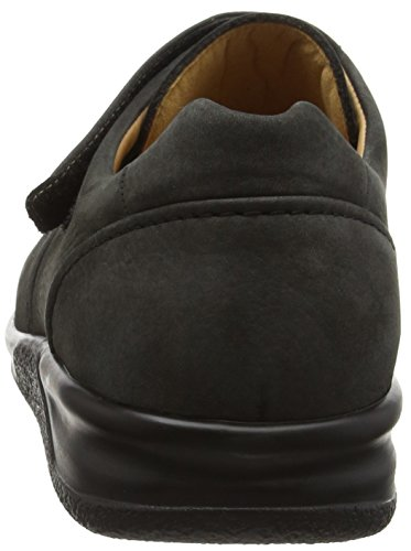 Ganter Sensitiv Kurt, Weite K, Mocassins Homme gris (graphit 6300)