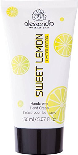 Alessandro Sweet Limone Crema Per Le Mani, 1er Pack (1 X 150 ML)