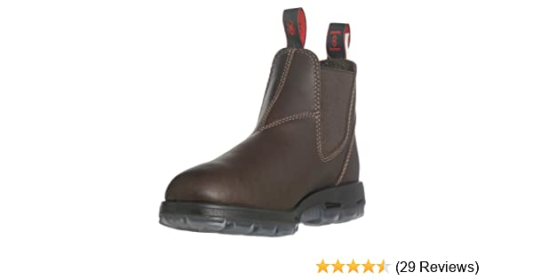 2264d924063 Redback UNPU Chelsea Boots Dark Brown from Australia