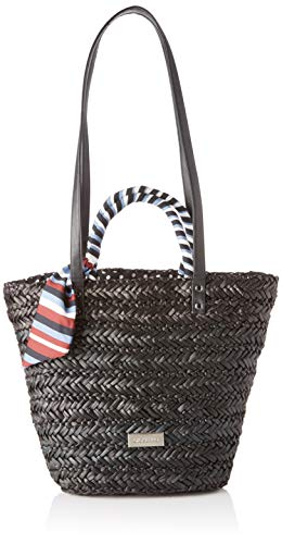 Gioseppo 49027, Shopper para Mujer, (Negro), 14.5x31x42 cm (W x H x L)