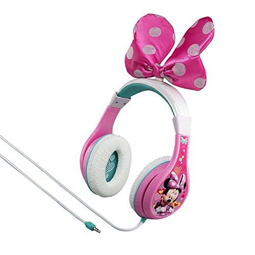 Minnie Mouse Bow-tastic Headphones by KIDdesigns