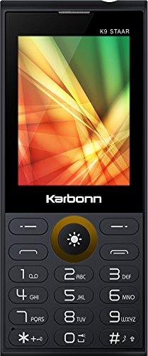 Karbonn K9 Feature Phone Black