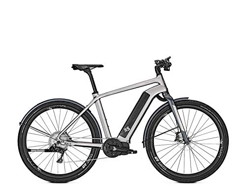 Kalkhoff INTEGRALE I11 LTD RS 11G 17,0AH 36V 2018 City Trekking E-Bike, Color Silver/blackm, tamaño 45