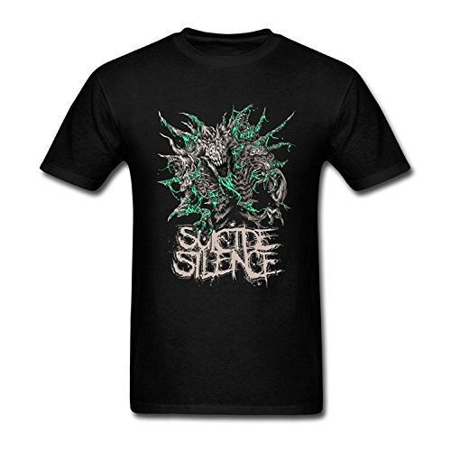 Men's Suicide Silence Abomination T Shirt S