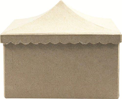decopatch-papel-mach-12x-8x-15cm-tienda-de-campaa-caja-color-marrn