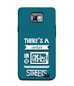 Fuson Designer Back Case Cover for Samsung Galaxy S2 I9100 :: Samsung I9100 Galaxy S Ii (Girl Friend Boy Friend Men Women Student Father Kids Son Wife Daughter )