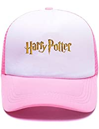 0d3e6249899 Harry P Logo 14N1J1 Baseball Caps Trucker Hat Mesh Cap for Men Women Boy  Girl