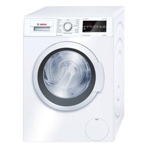 Bosch WAT24428IT Libera installazione Caricamento frontale 8kg 1200Giri/min A+++-30% Bianco lavatrice