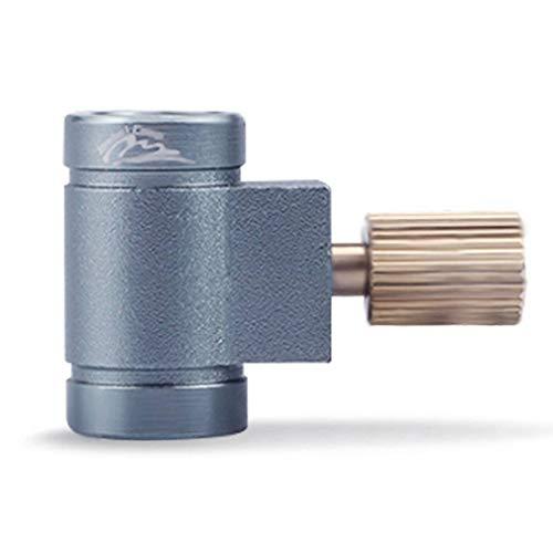 Amazing Tragbarer Propan Nachfüll-Adapter, Aluminiumlegierung, Gaszylinder, Tank-Koppler - Propan-tank-refill