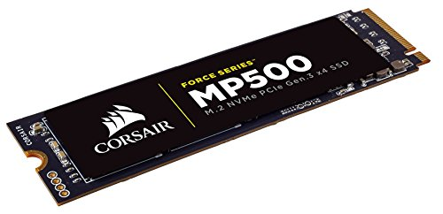 Corsair MP500 960 GB Disco allo Stato Solido M.2, NVMe PCIe Gen.3