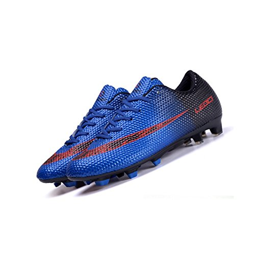 V-Do Unisex Adult Youth Soccer Shoes Breathable and Lightweight Football Boots Low-Top Women Men Boys Girls Trainers