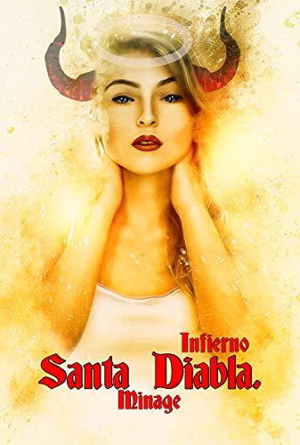 Santa Diabla de Luna Minage