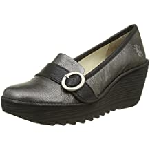 FLY London Yond771fly - Tacones Mujer