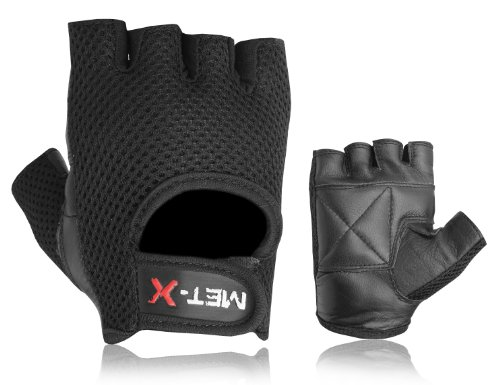 MetX New Nylon – Weight Lifting Gloves