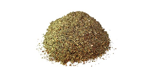 Basil dried herb 250g from The Spiceworks - Hereford Herbs & Spices