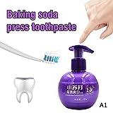 Bicarbonate de soude Dentifrice Magique Blanchiment des dents Nettoyage Hygiène Soin buccal Dentifrice Pâte Dentifrice Dent Blanche