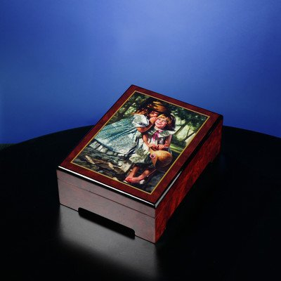 San Francisco Music Box Byerley Giggles and Whispers Music Box