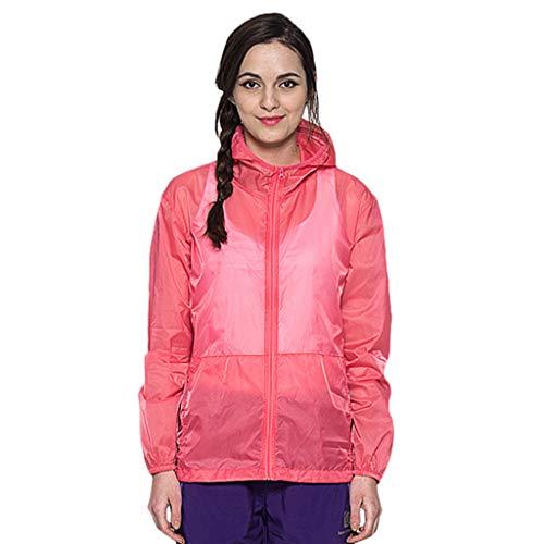 Setsail Damen Fashion Winddichte Jacke Outdoor Fahrrad Sport Quick Dry Windbreaker Coat Lässiges Bequemes Alltagskleidung