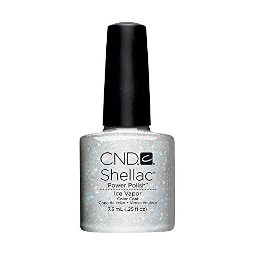 CND Shellac power polish ice vapor Vernis color coat for sale  Delivered anywhere in UK