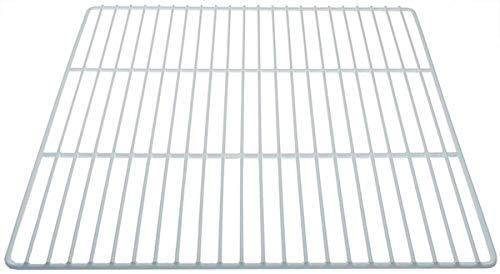 Gitterrost BxT 530x650 mm GN 2/1 Stahl kunststoffbeschichtet für Kühlschrank von Cookmax, Polaris