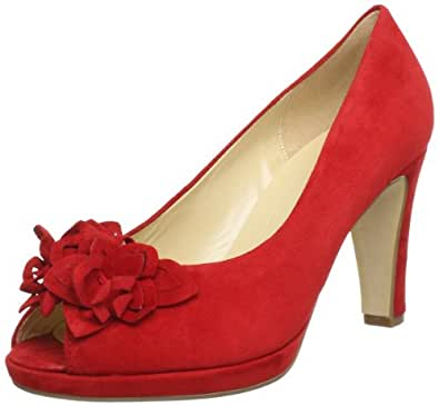 Gabor Shoes 61.621.15, Escarpins femme - Rouge (Rosso), 38.5 EU (5.5 UK)