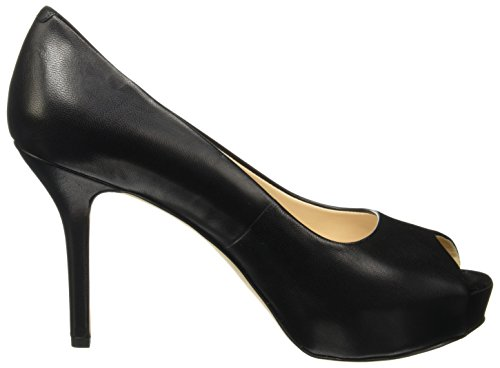 Nine West Qtpie Faux-cuir Pompe vestimentaire Black Leather