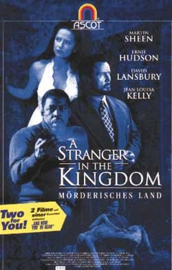 Preisvergleich Produktbild A Stranger in the Kingdom [VHS]