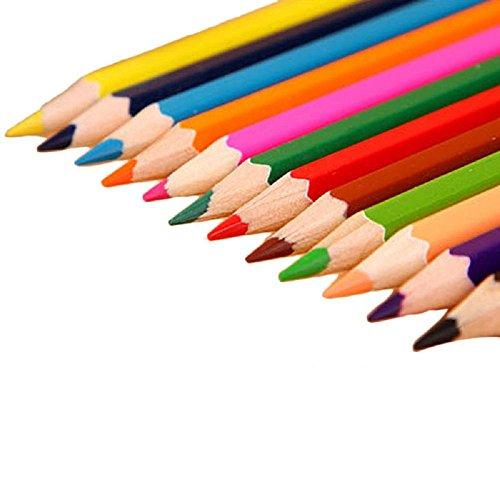 Covermason 12 Colore Dibujo Lápiz Pintura Lápices de colores(1 Conjunto)