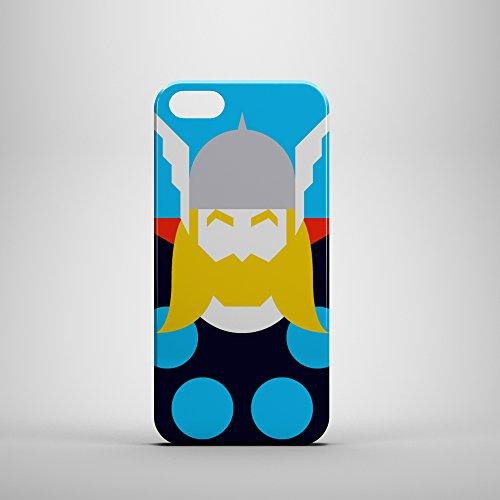 Super-héros pour Apple Iphone 5/5S Motif Thor