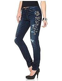 Jeans avec Imprime Femmes de Laura Scott